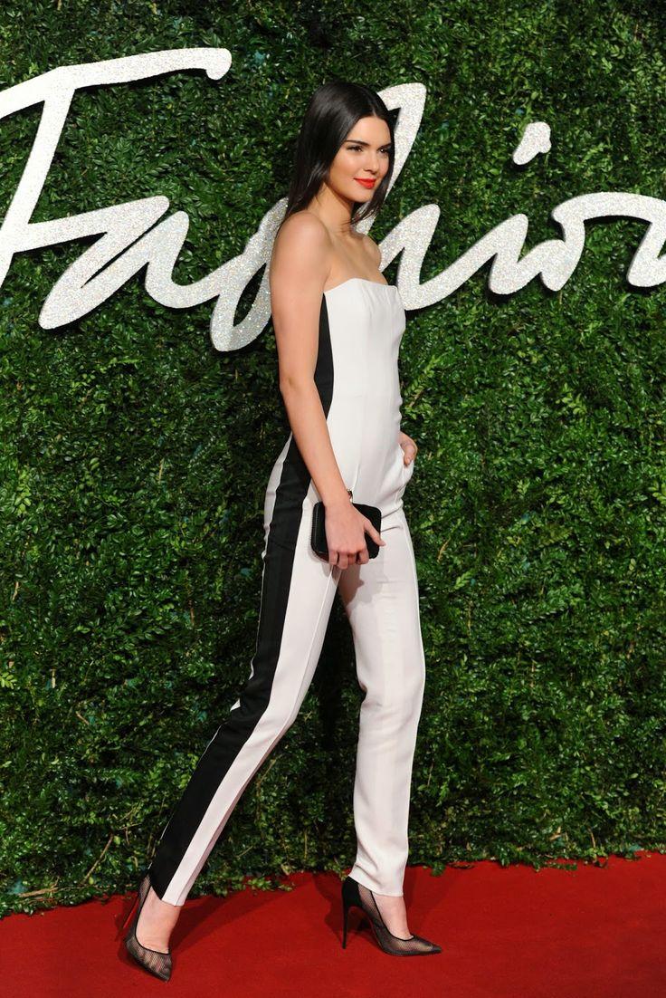 Kendall Jenner British Fashion Awards