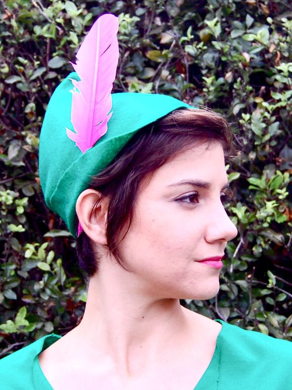 How to make a Peter Pan Costume | DIY Video | itsaLisa