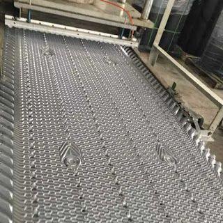 800mm/1000mm Shinwa Hanging Cooling Tower Packing