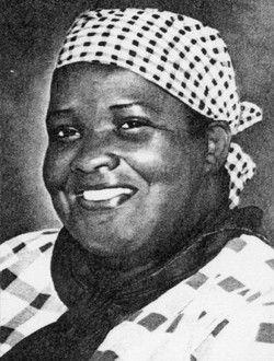 "Rosa ""Aunt Jemima"" Washington Riles (1901-1969)"