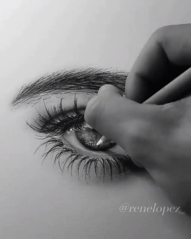 Amazing Eye Art