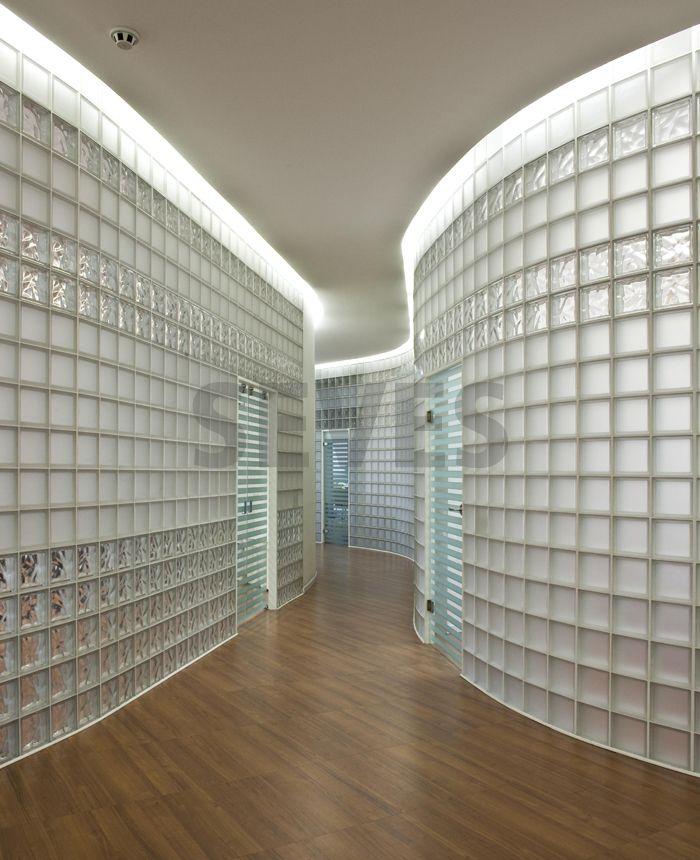 corridoio01 | Interiors | Gallery Gallery | Seves glassblock