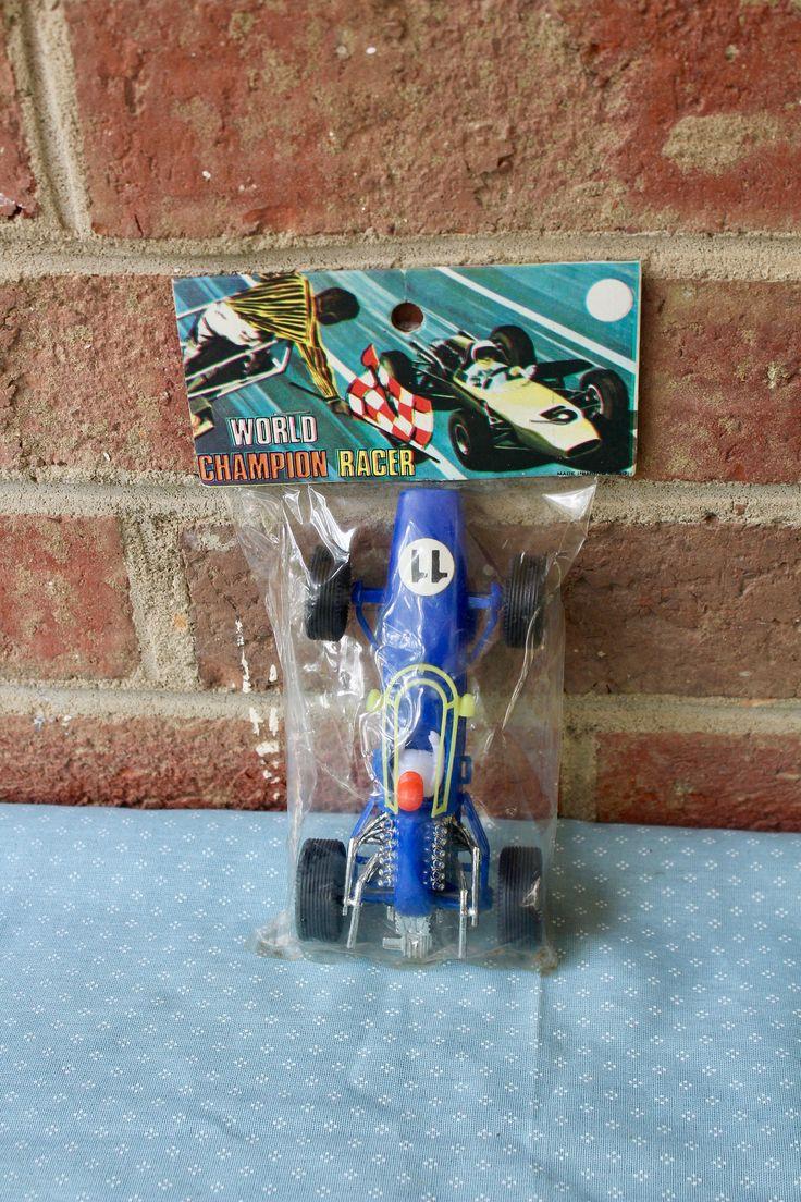 Cooper Maserati, Weltmeister-Rennfahrer, Rennwagenspielzeug, neu im Paket   – This n that by Darrell,