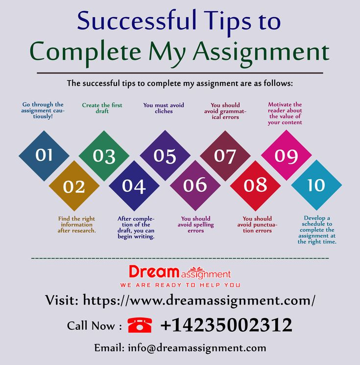 Complete my assignment