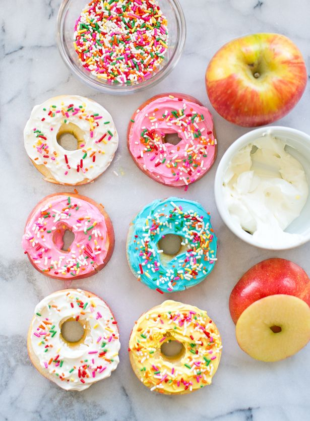 If you're looking for a gluten free or diabetic donut recipe, or you just want a healthier version of the beloved doughnut try these instead! They look just like donut rings but without the sugar rush!