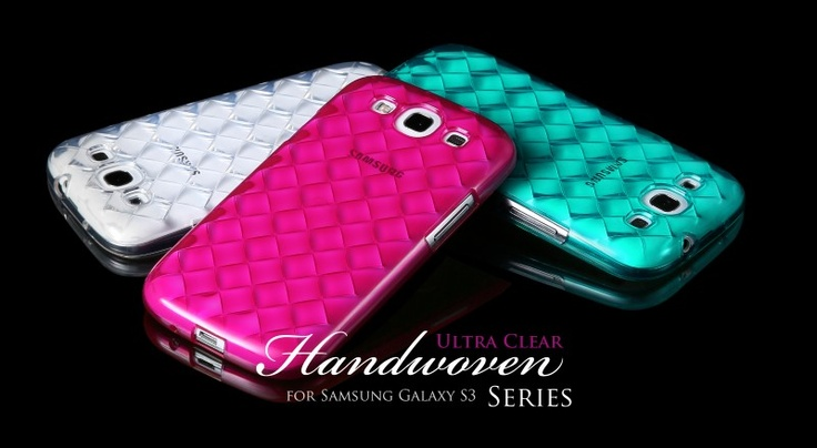 Handwoven Ultra Clear for Samsung Galaxy S3 @ more-thing.com
