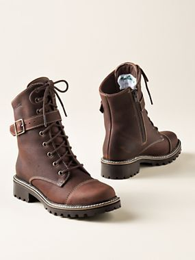 Best 25  Brown leather ankle boots ideas on Pinterest | Leather ...