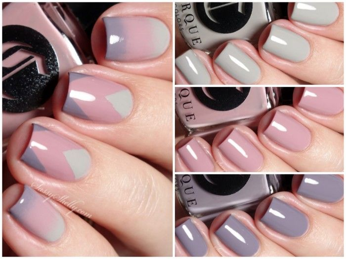 Art Deco Nail Polish Review Hession Hairdressing