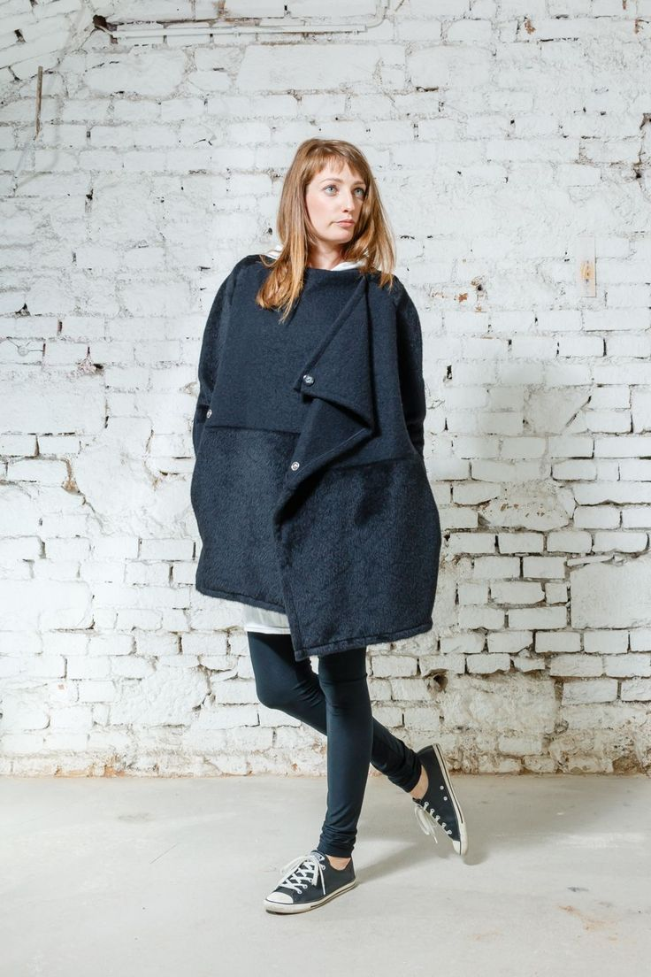 Coat Black Sheep via DIBA se DIVA. Click on the image to see more!