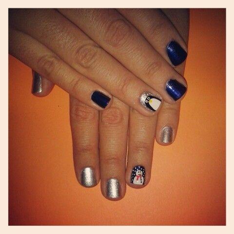 My winter nails