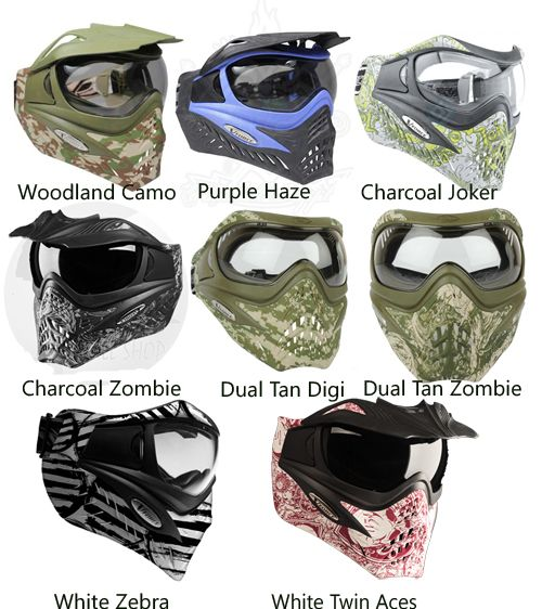 Custom Painted Paintball Grill