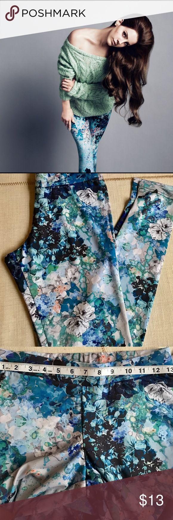 H&M leggins H&M leggings,93% polyester 7% elastane.never used H&M Pants Leggings