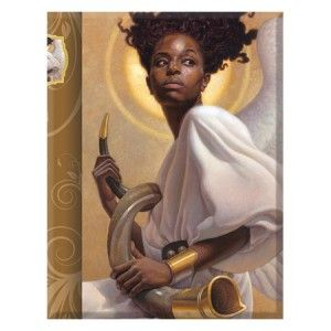 Sound the Alarm - Angel - African American journals are one of the most ideal gifts for any season. A must have for people from all walks of life.