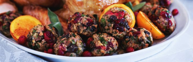 How to Make Stuffing Balls