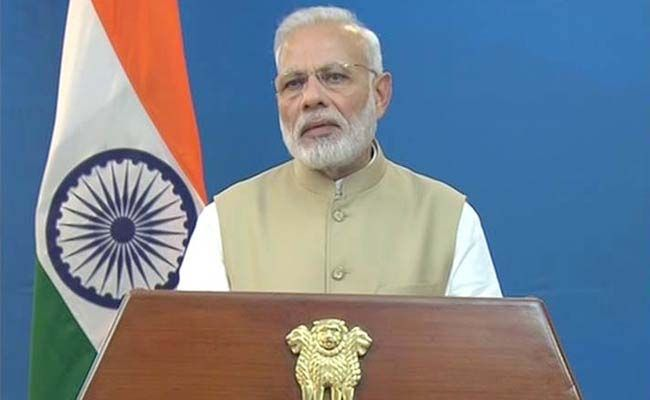 There comes the biggest and dare decision of Prime Minister Narendra Modi, he has announced