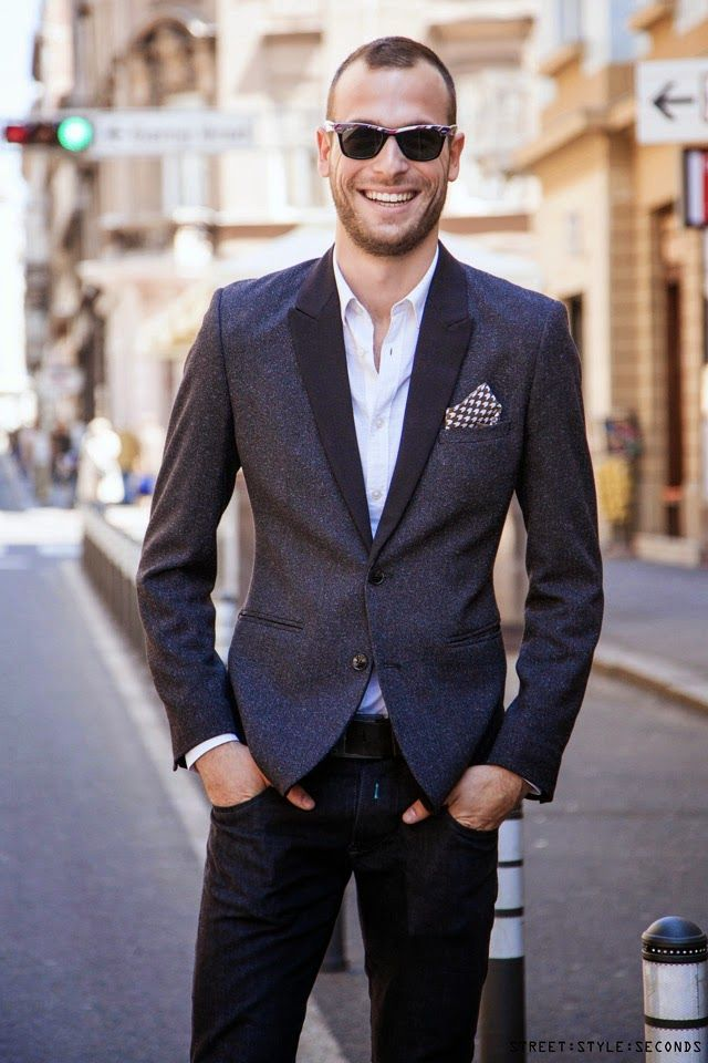 Hair Style Jure : Actor Jure Radnic is looking classy yet casual on his day out in the ...
