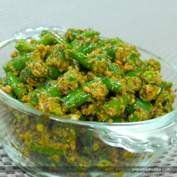 Instant Mirchi Pickle is a spicy accompaniment for every meal. Preparing pickle seems to be a tough task but not anymore. Recipe in English- http://indiangoodfood.com/2431-instant-green-chilli-pickle.html (copy and paste link into browser) Recipe in Hindi- http://nishamadhulika.com/1529-instant-green-chilli-pickle.html ( copy and paste link into browser)