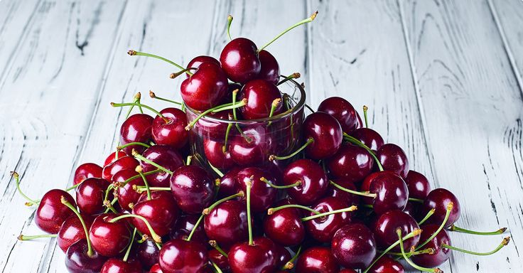 Cherries are our seasonal Christmas gift. Delicious and so healthy.