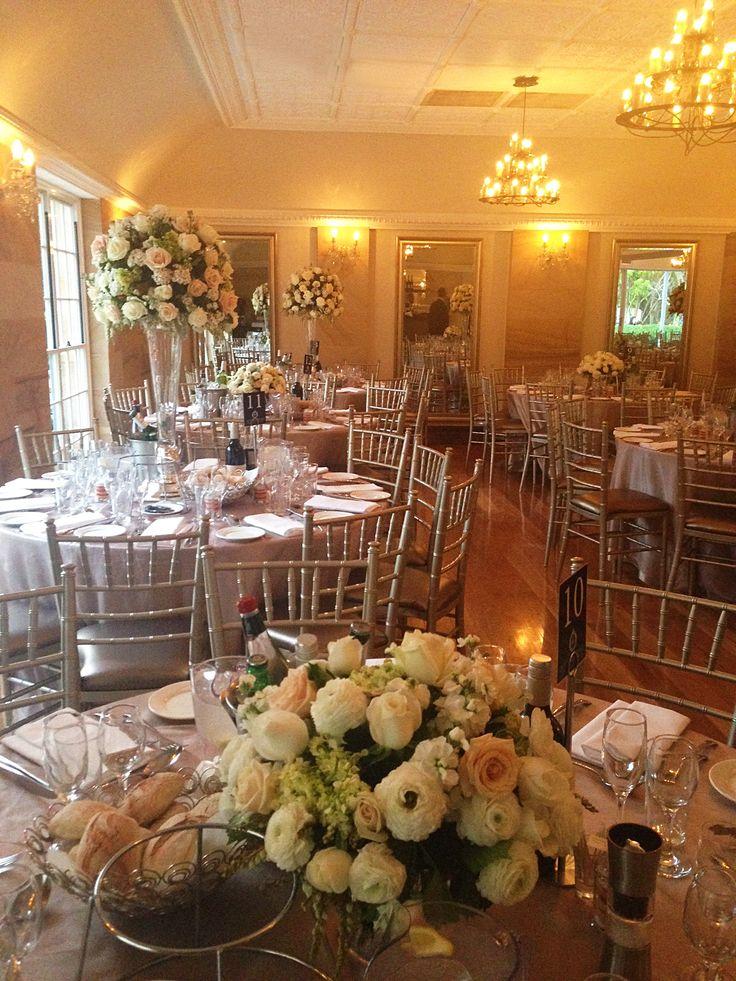 Oatlands House - The Deck Room. Wedding celebrations in full swing. www.oatlandshouse.com.au