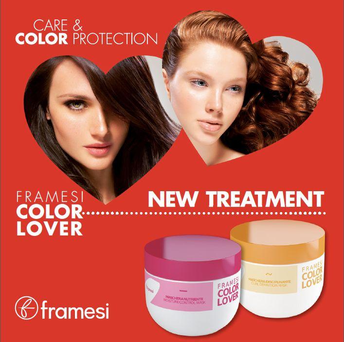 Color Lover. Un gesto d'amore per i tuoi capelli