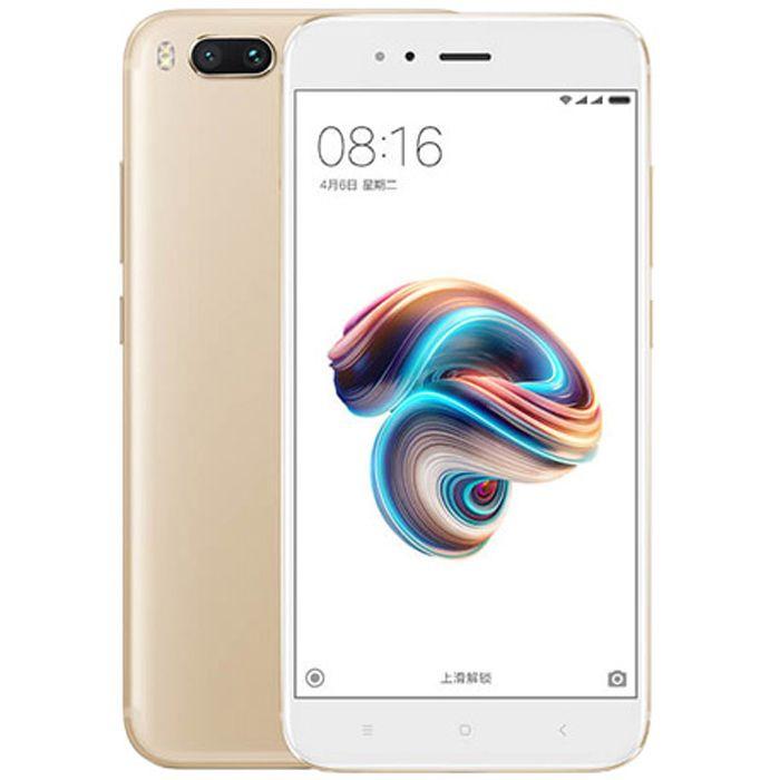 Xiaomi Mi 5x Octa Gold 4gb 32gb 5 5 Hd Screen Android 7 1 4g Lte Smartphone In 2020 Xiaomi Phone Smartphone