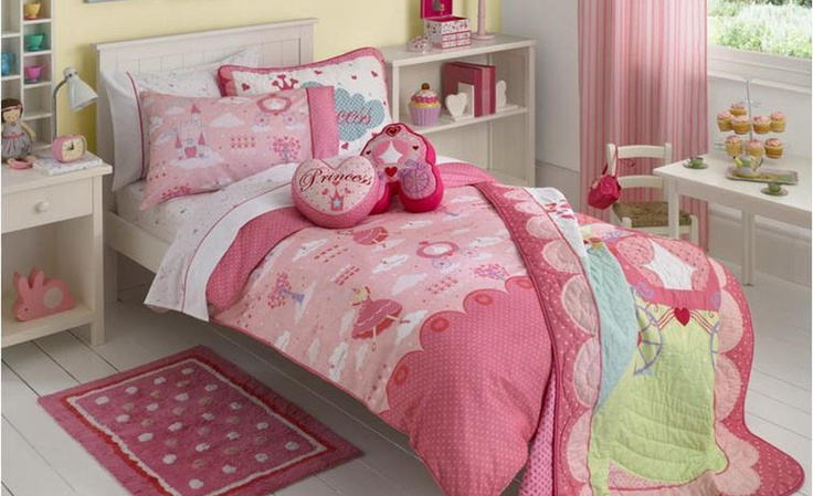 Little Princess Kids Bedding Set By Freckles Kids