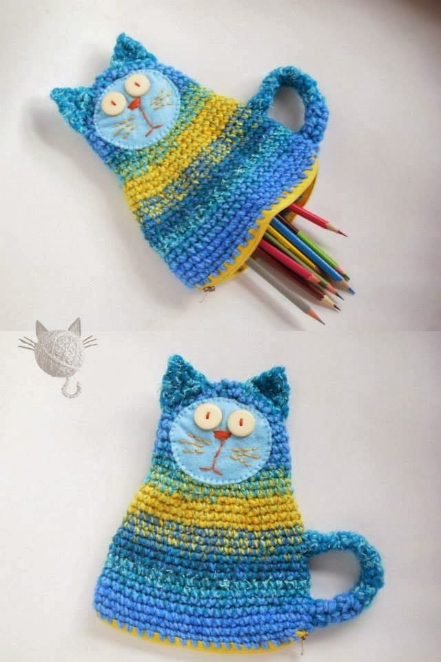 Suden Idealoota…I live this idea, I'm going to try and make it from felt