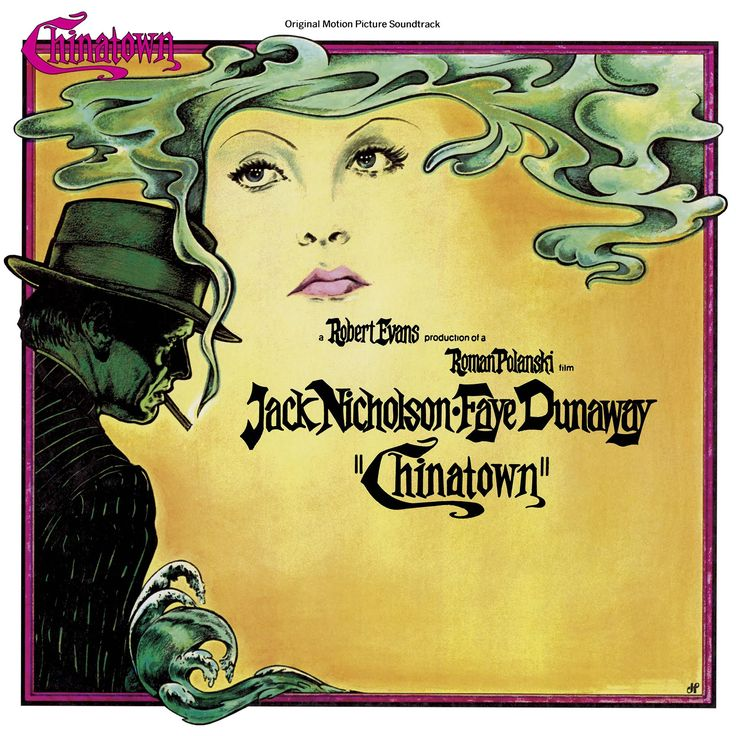 Chinatown (1974 Original Soundtrack) Standard - Jerry Goldsmith | Light In The Attic Records
