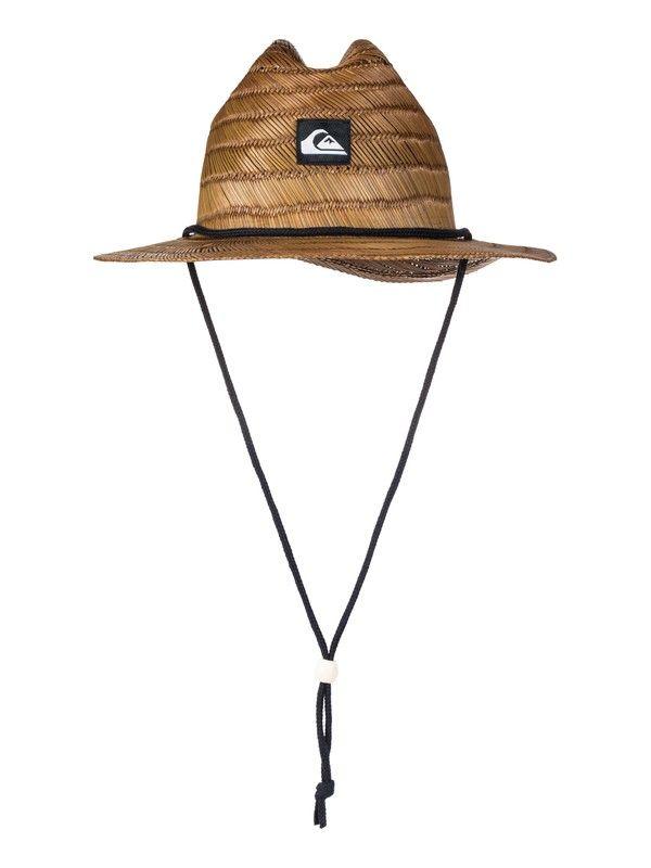 Sombrero de Paja Delgada Pierside 37c7ba93244a