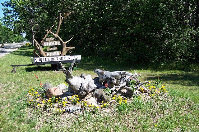 baldwin spillway lake county mi   Shrine of the Pines, Baldwin, Michigan   Flickr - Photo Sharing!