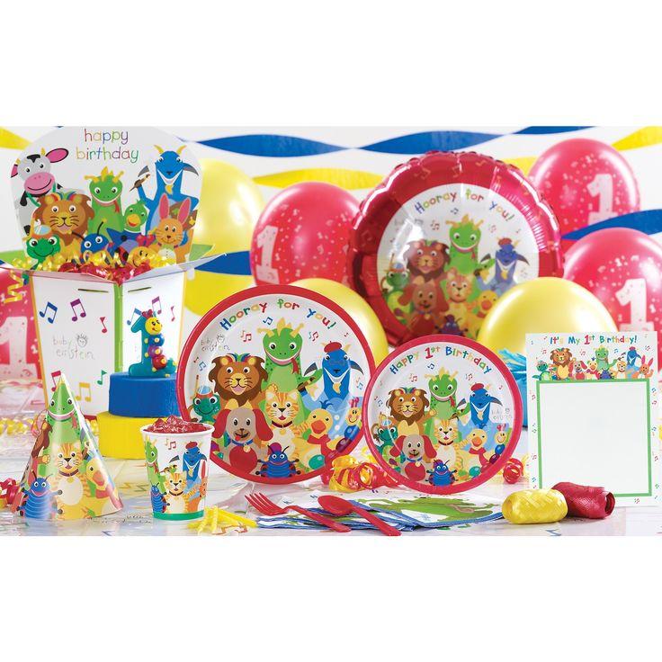 Baby Einstein Party Decorations