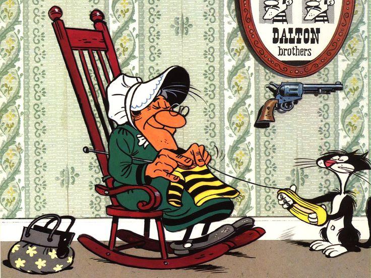 Lucky Luke la serie animada 16/16 MEGA - Identi