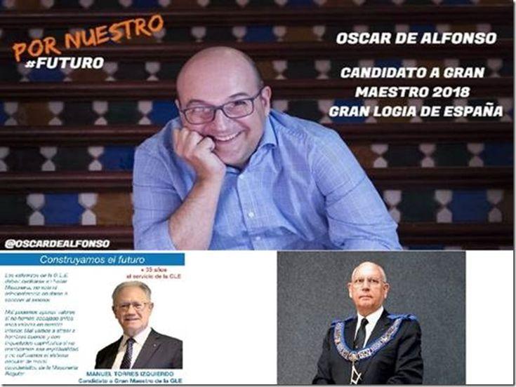 Reflexión acerca de las elecciones a Gran Maestro en el seno de la GRan Logia de España (GLE) y sus candidatos.