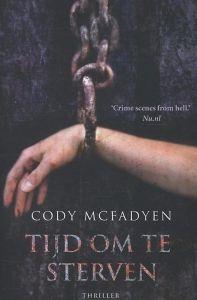 Cody Mcfadyen - Tijd om te sterven