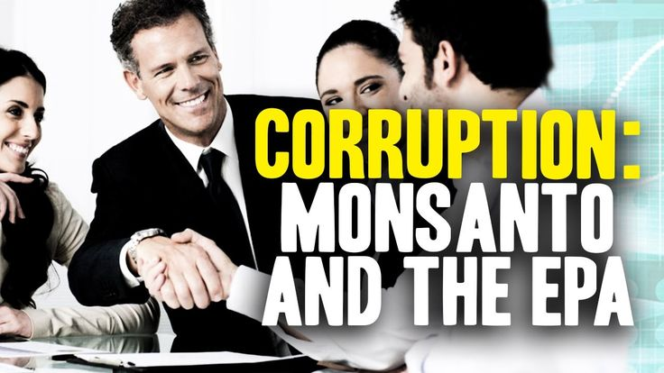 Court documents reveal the stunning depths of collusion and corruption between the EPA and Monsanto. According to a now-deceased EPA scientist, Monsanto rout...