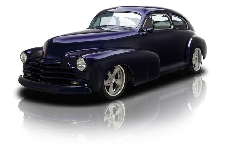 Honda Showroom Near Me >> 1948 Chevrolet Fleetline Aerosedan Custom 350 V8 TH350 | HOT ROD/MUSCLE CARS | Pinterest