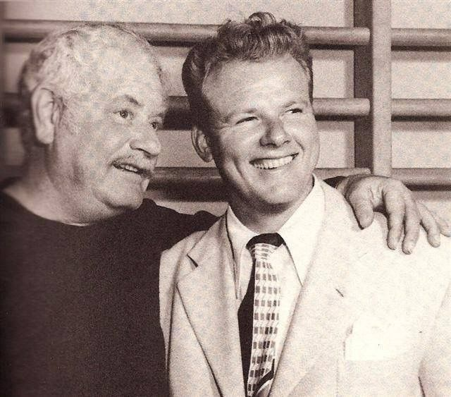 Alan Hale Sr and Jr
