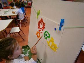"""LA CLASE DE MIREN: mis experiencias en el aula: TALLER DE GRAFISMO: """"Unos soles muy especiales."""""""