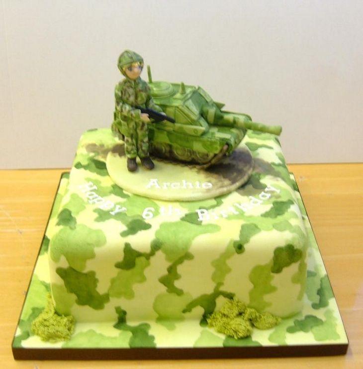 Best 25 Army tank cake ideas on Pinterest Military food
