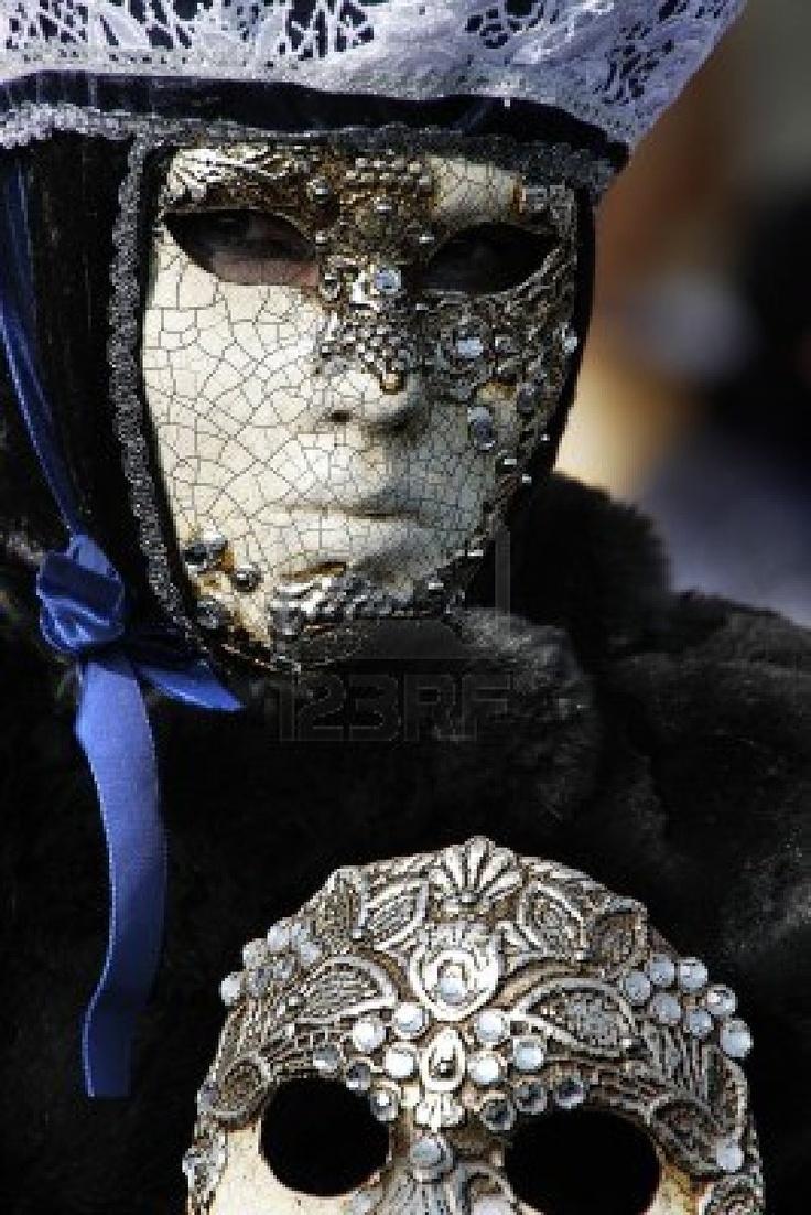 Carnaval de venecia m scaras venecianas originales foto - Mascaras de carnaval de venecia ...