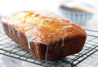 Pain-gâteau au yogourt et au citron