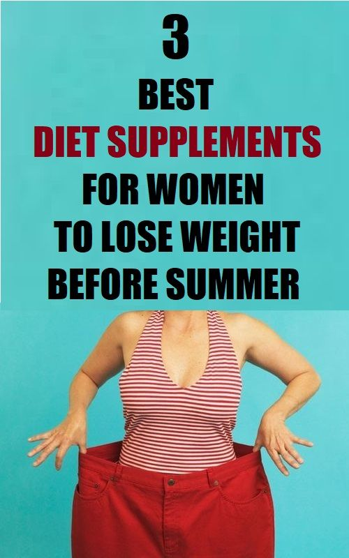 Best Diet Pills For Women That Really Work
