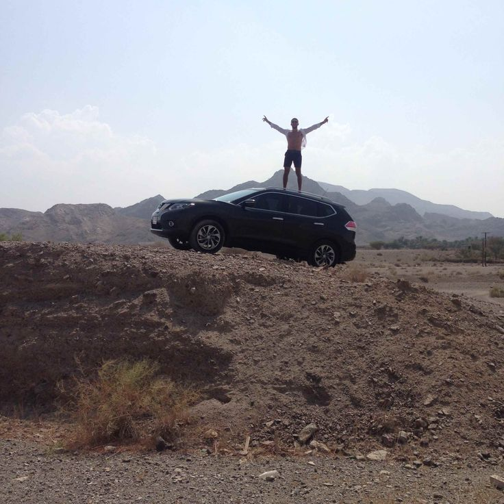 When Nissan give you the chance to win their new X-Trail for the next three months, you let your competitive side come out breathing fire...yes, I won! SMF #TheOneToFollow   http://bit.ly/XTrailSMF