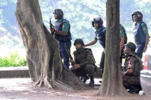 'Mastermind' of Bangladesh cafe attack killed: Dhaka police