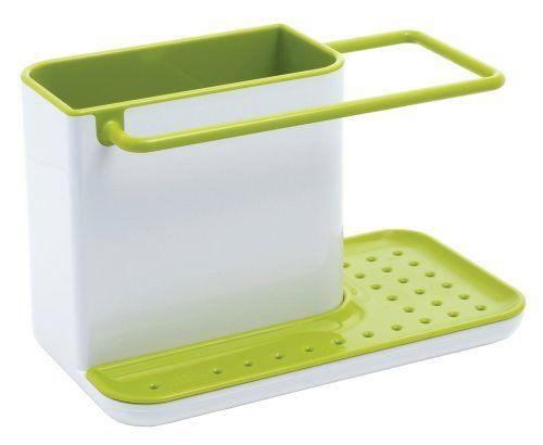 Joseph Caddy Sink Area Organiser White Green By Http