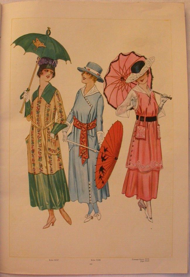 95 best 1910 1920 mode en france images on pinterest for Miroir des modes prints