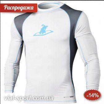 http://vial-sport.com.ua/rashgard-title-mma-intensity-long-sleeve  !! Рашгард TITLE MMA Intensity Long Sleeve  ✔ Большой выбор товаров для единоборств и спорта   ✔Конкурентные цены, акции и распродажи ⬇ Купить, подробное описание и цена здесь ⬇ http://vial-sport.com.ua/rashgard-title-mma-intensity-long-sleeve Материал: 90% полиестер/ 10% спандекс Вентиляция: воздухопроницаемая ткань Дополнительно: легкий вес, резиновая полоска снизу Цвет: белый Размер: M, L, XL