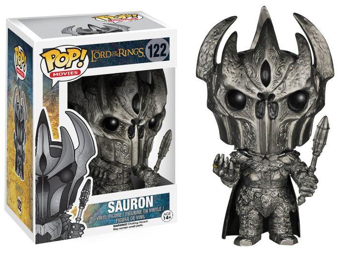 Funko Pop! Movies: Hobbit 3 - Sauron
