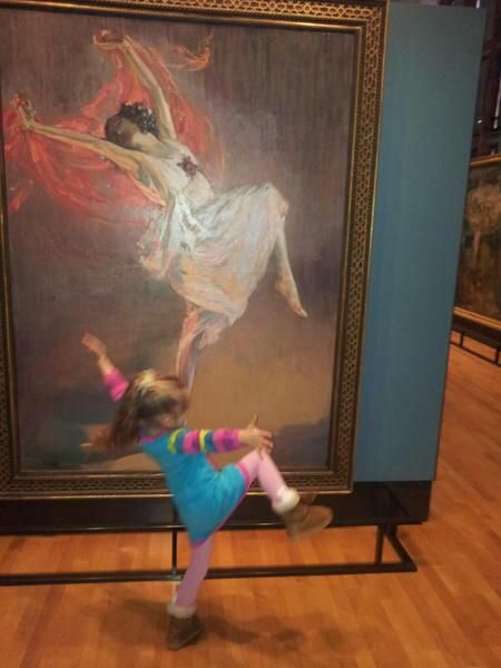 Sometimes a picture is worth a thousand words...(speak up for art education!)