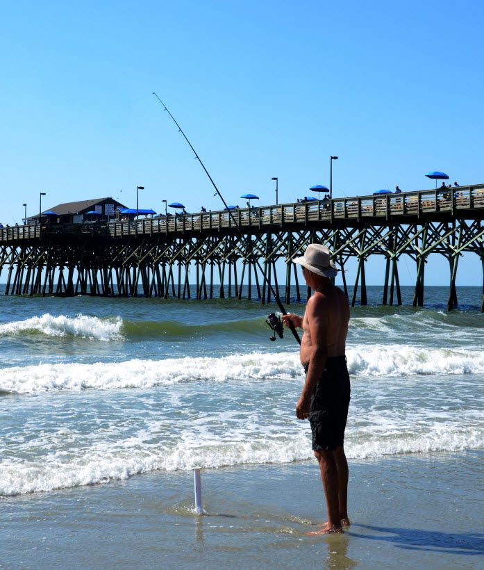11 best garden city beach sc images on pinterest garden for South carolina surf fishing